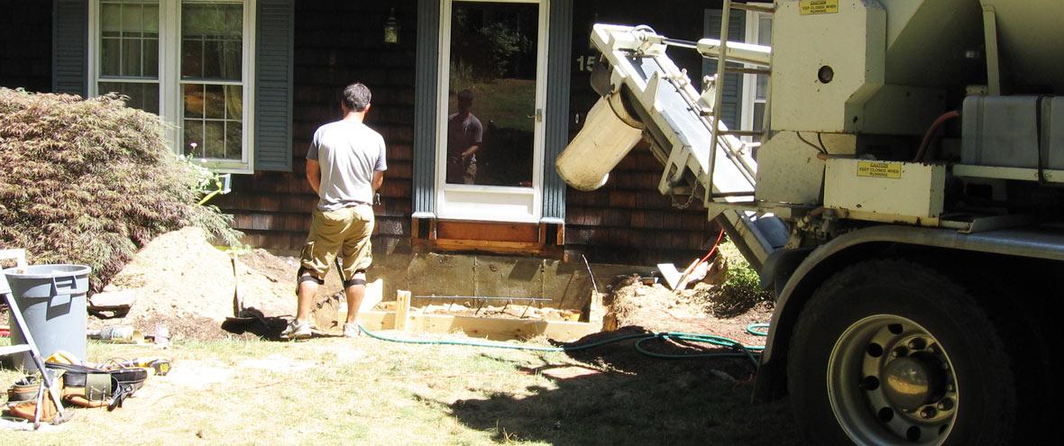 Concrete Calculator   Slabs, Tubes, Retaining Walls, Bigfoot